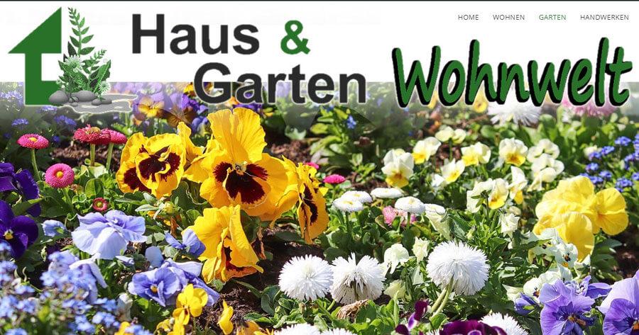Haus-GartenWohnwelt: Gartenarbeiten im Frühling